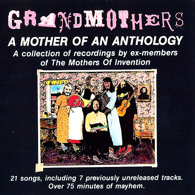 1993 A Mother of an Anthology