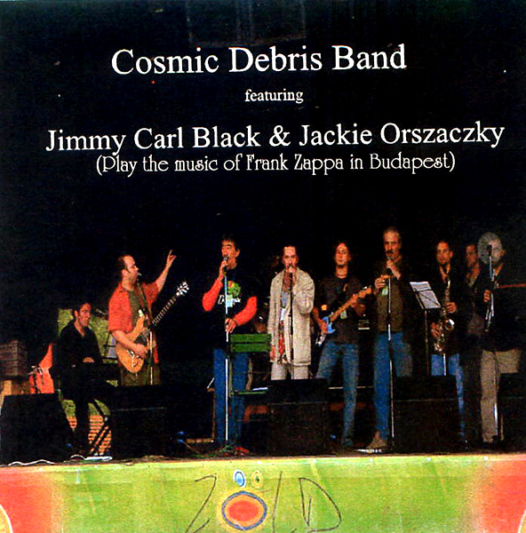 2004 Live in Budapest with Cosmic Debris Band
