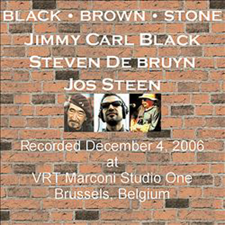 2007 Black Brown Stone