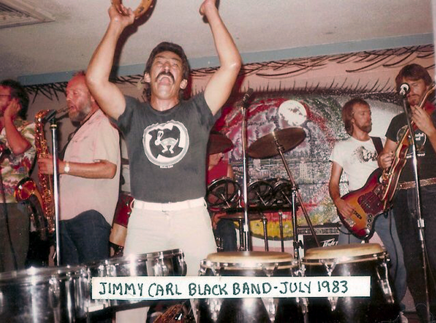 Jimmy Carl Black Band